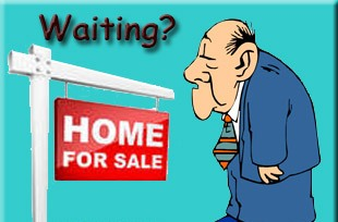 Waiting-For-A-Home-To-Sell